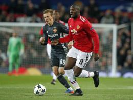United weiter - Lukaku und Rashford drehen das Spiel