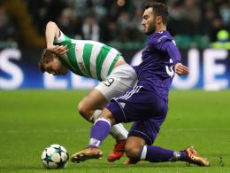 Anderlecht verabschiedet sich mit einem Sieg aus dem Europapokal