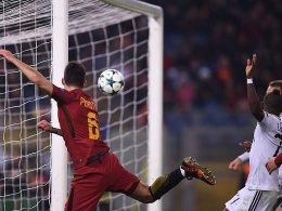 Perotti nickt die Roma zum Gruppensieg
