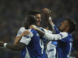 Porto lässt nichts anbrennen - RB schaut in die Röhre