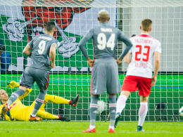 Talisca kontert Keita spät - RB bleibt Dritter