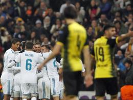 Dortmund verabschiedet sich mit Novum in die Europa League