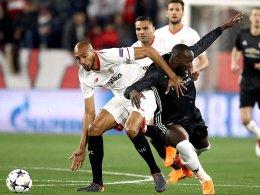 Sevilla kämpft vergebens um sein Tor