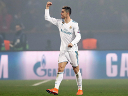 Ronaldo trifft schon wieder - starkes Real im Viertelfinale