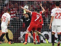 Torloses Remis beschert Bayern das Semifinale