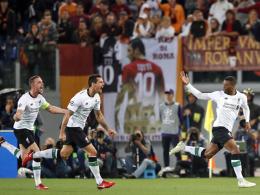 Mit neuem Rekord: Liverpool zieht ins Champions-League-Finale ein