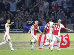 Ajax stößt das Tor zur Königsklasse auf