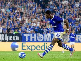 Embolos Treffer reicht Schalke nicht
