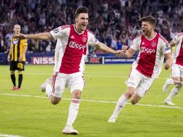 Doppelter Tagliafico beschert Ajax den Traumstart