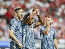 2:0 bei Benfica: Renato Sanches blüht auf