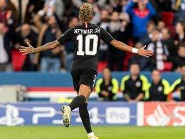 Neymar dreht bei Pariser Party gehörig auf