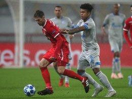 1:0 - McKennie erlöst Schalke in Moskau spät
