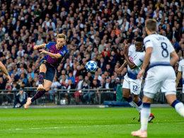 Traumtor Rakitic - Messi führt Barça zum Sieg