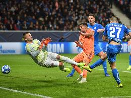 3:3 gegen Lyon: Hoffenheim muss weiter warten