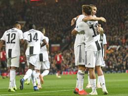 Dybala steht goldrichtig - Ronaldos zweite Rückkehr geglückt