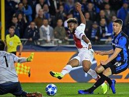 Wesley rettet Brügge einen Punkt - Monacos Misere hält an