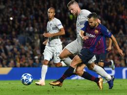 Auch ohne Messi: Barça schlägt Inter