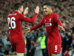Reds zu stark für Roter Stern: Salah macht alles klar