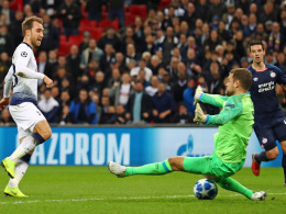 Dank Kane: Spurs wahren Achtelfinal-Chance