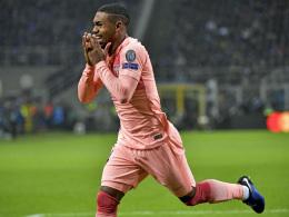 Icardi antwortet Debütant Malcom und rettet Inter