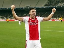 Doppelpack! Tadic schießt Ajax ins Achtelfinale