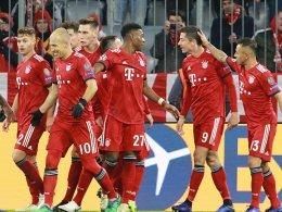 Robben zaubert, Lewandowski sticht - FCB wie zu besten Zeiten