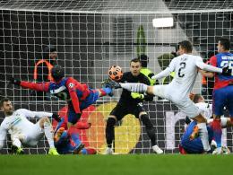 1:2-Pleite gegen Pilsen: Hejda schockt Moskau