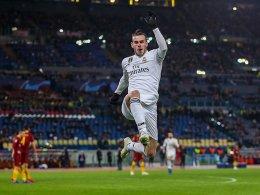 Nach Mega-Chance für Rom: Bale sagt