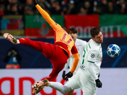 Ex-Schalker assistiert: Moskau kegelt Gala raus
