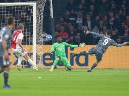 3:3! Ajax und FC Bayern mit denkwürdigem Spiel