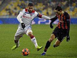 Fekir schießt Olympique ins Achtelfinale