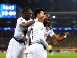 0:3 in Wembley! Son trifft BVB schwer