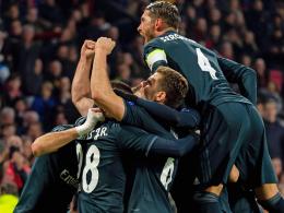 Benzema und Asensio lassen Real jubeln