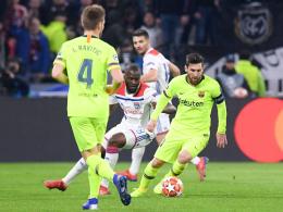 Viele Chancen, kein Ertrag: Barça bleibt ohne Auswärtstor