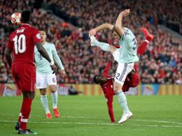 0:0 in Anfield: Bayern bringt sich in eine ordentliche Lage