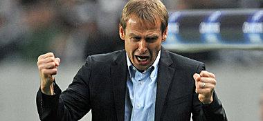 Fußball, Bayern München: Jürgen Klinsmann