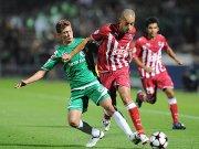 Haifas Ghadir will Wendel ausbremsen.