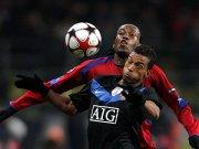 Nani (Manchester United) gegen Chidi Odiah (ZSKA Moskau)
