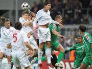 Bayern gegen das Abwehr-Bollwerk von Haifa