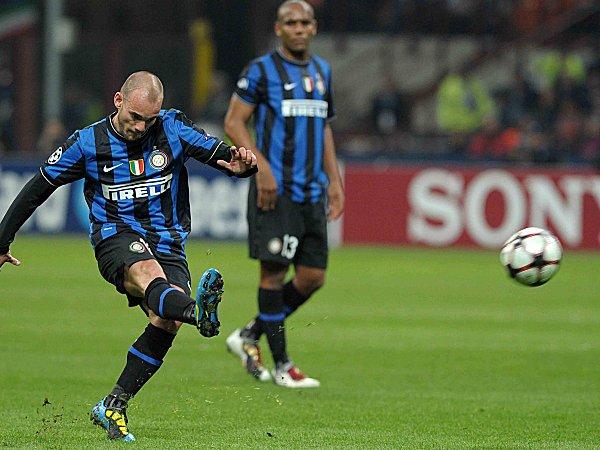 Wesley Sneijder (Inter Mailand)
