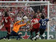 Diego Milito trifft zum 1:0