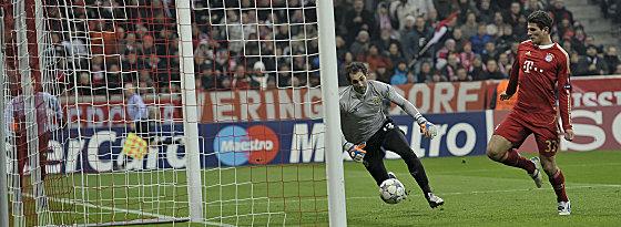 Gomez trifft zum 2:0
