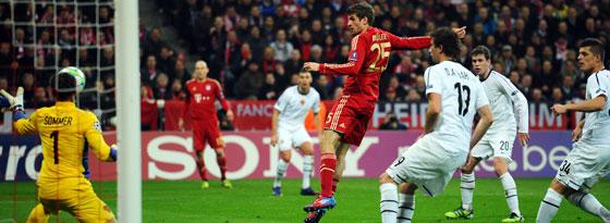 Müller überwindet Sommer
