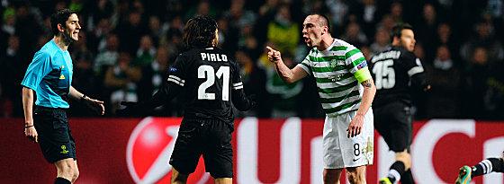 Celtics Brown (re.) im Zwist mit Pirlo