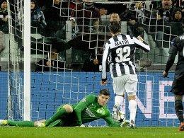 Matri bringt Juventus in Führung