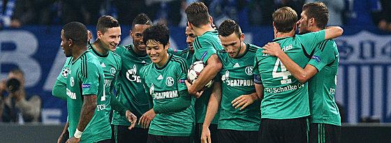Schalke jubelt