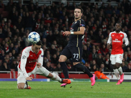Arsenal hat dank Sanchez alle Tr�mpfe in der Hand