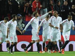 Sevilla bedankt sich bei Ex-Juve-Spieler Llorente