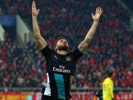 Arsenal dank Giroud doch noch im Achtelfinale