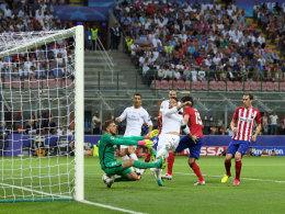 Real Madrid gewinnt Champions League im Elfmeterschie�en